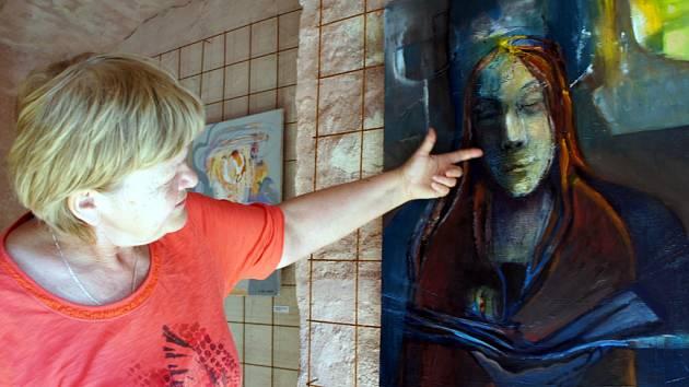 Galerie Konvent v Mikulově - ilustrační foto.