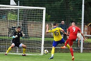 Fotbalisté Sokola Lanžhot porazili v přípravném duelu Dunajskou Lužnou 8:0.