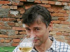 Radomil Baloun, vinař z Velkých Pavlovic