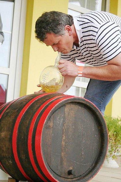 Mikulovské vinné trhy nabídly pestrý program plný vína a zábavy.