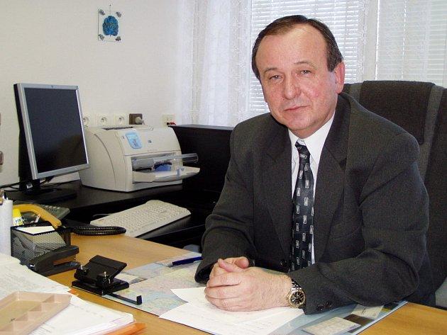 Lubomír Marko z břeclavského úřadu práce.