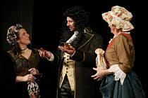 Historickou hru Počestné paní pardubické představí herci z boleradického divadla.
