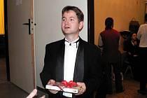 Dirigent Jan Kosík.