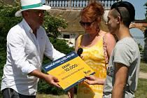 Tři mimořádné granty udělil břeclavský nadační fond Luděk pro lidi.