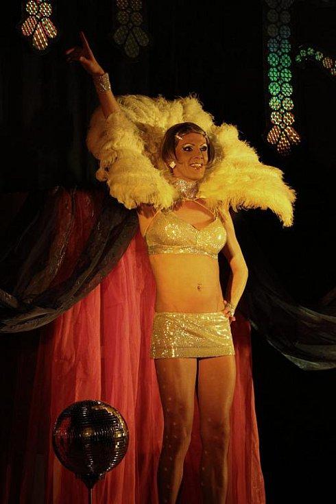 Hanky Panky se svojí unikátní travesti show pobavili Mikulov.