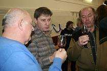 Tříkrálový košt mladých vín v Kloboukách u Brna.