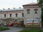 Budova bývalého cukrovaru v Břeclavi - ilustrační foto.