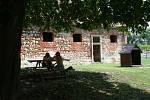 V sedleckém areálu bývalých sirných lázních se uskutečnil druhý ročník Sedlfestu.