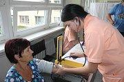 Břeclavská nemocnice slavila ve středu pětadvacet let, dnem otevřených dveří.
