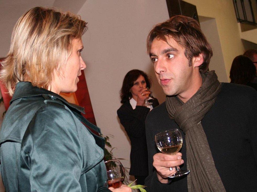 Premiéra filmu 2Bobule pokračovala po promítnutí filmu u cimbálové muziky na mikulovské radnici.