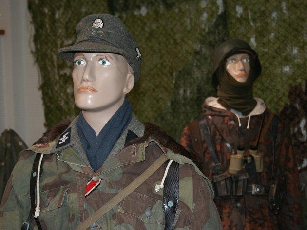 Výstava Břeclav 1938–1945 – město pod hákovým křížem.