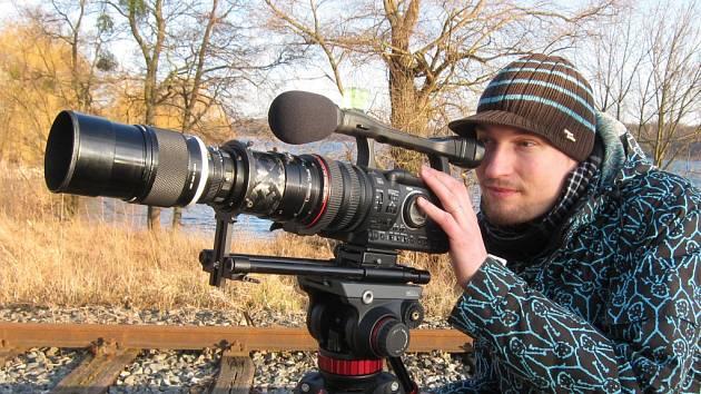Jiří Dohnal žije v Lednici osm let. Krajinářský architekt se věnuje i natáčení krátkých filmů.