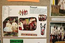 Projekt Šaty dělají člověka v Základní škole Slovácká v Břeclavi.