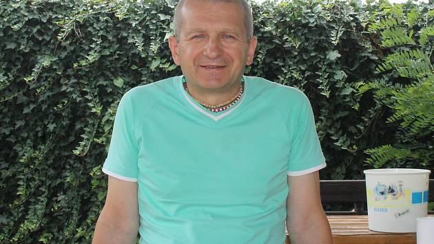 Pavel Pojeta je již druhým rokem ředitelem mateřské školky v Brodu nad Dyjí.