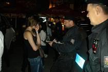 Policisté se o víkendu zaměřili zátah na diskotéky a opilé mladistvé.