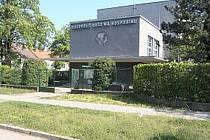 Evangelický kostel v Břeclavi.