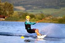 ILUSTRAČNÍ FOTO: Wakeboarding