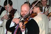 Hudebník Karel Martiš.