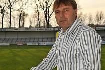Vladimír Michal se s břeclavskou kopanou po třech letech v šéfovské funkci loučí.
