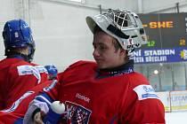 Čeští hokejisté na Memoriálu Ivana Hlinky 2012 získali čtvrté místo.
