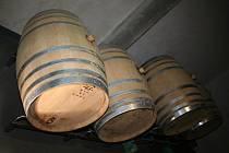 Prostory nového popického vinařství Gotberg.