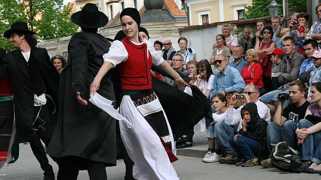 Mikulovské Dny židovské kultury. Ilustrační foto.