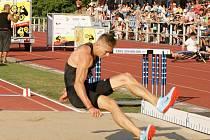 Radek Juška by letos rád startoval na své druhé olympiádě.