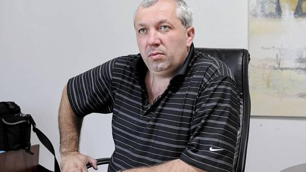 Bývalý břeclavský radní Radek Buk