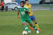 Fotbalisté MSK Břeclav v pondělí přehráli doma v přátelském utkání katarský klub Al Ahli 3:1.