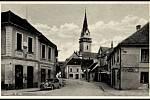 Hustopečští si v těchto dnech připomínají šedesáté výročí zřícení věže tamního kostela svatého Václava.