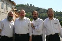 Mikulov stále navštěvují i Žide ze zahraničí.