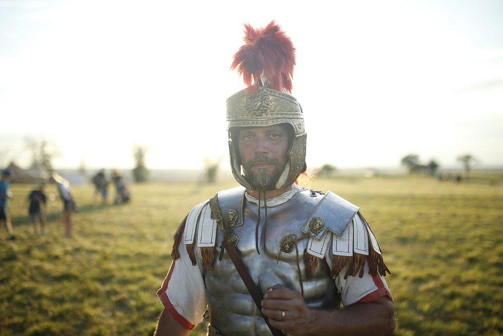 Návštěvnické centrum Brána do Římské říše zve na začátku prázdnin do světa legionářů.