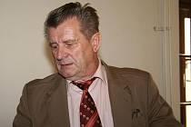Bývalý starosta Přítluk Jan Minařík.