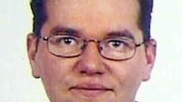 Pohřešovaný dvaatřicetiletý Jiří Petlák ze Starovic.