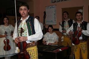 Hudecké dny ovládly o posledním listopadovém víkendu kulturní dům Na Obecní ve Staré Břeclavi.