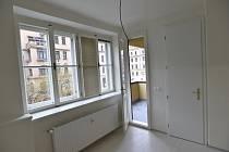 Byt, interiér - ilustrační foto.