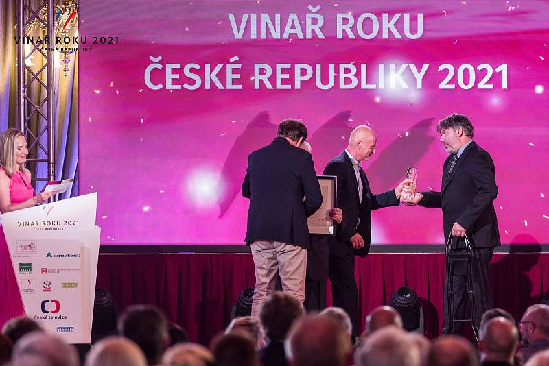 Titul Vinař roku získalo Zámecké vinařství Bzenec.