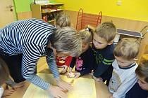 I letos přivítaly děti ve valtické školce sv. Martina. Foto: archiv školky
