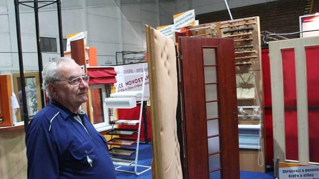 Veletrh stavebnictví a životního stylu na břeclavském zimáku