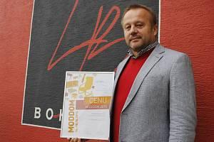 Majitel břeclavské společnosti Lubomír Bednár.