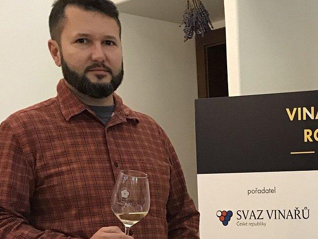 Vinařství J. Stávek z Němčiček se stalo vítězem v soutěži Vinařství roku 2017.
