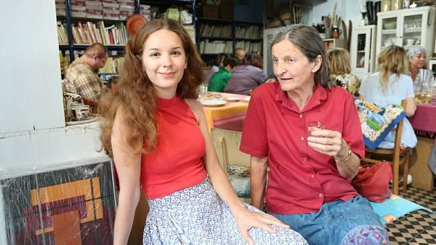 Jako u babičky se ocitnou turisté v novém Informačním Místě U Zlaty Maděřičové v Moravské Nové Vsi.