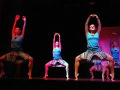Třináct let už ve Velkých Bílovicích funguje taneční skupina Balanc.