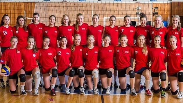 České kadetky se představí v Břeclavi proti špičkovým světovým týmům.
