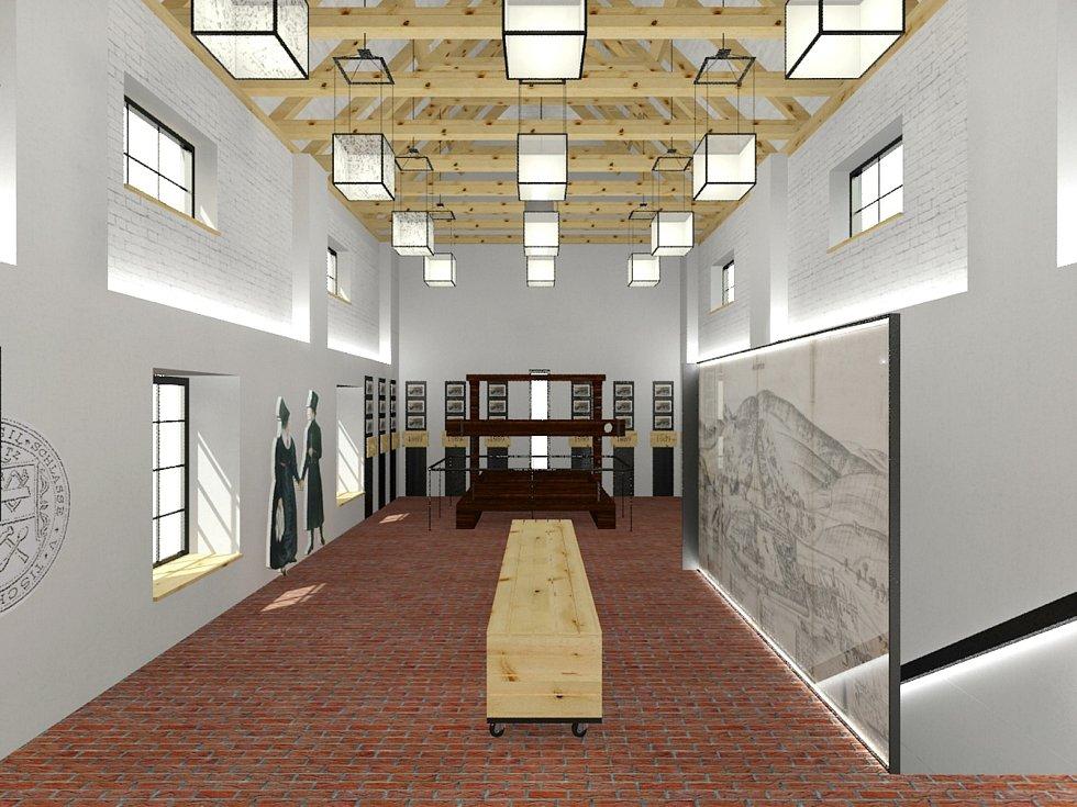 Z objektu bývalé Střelnice se stane muzeum i místo pro setkávání lidí.