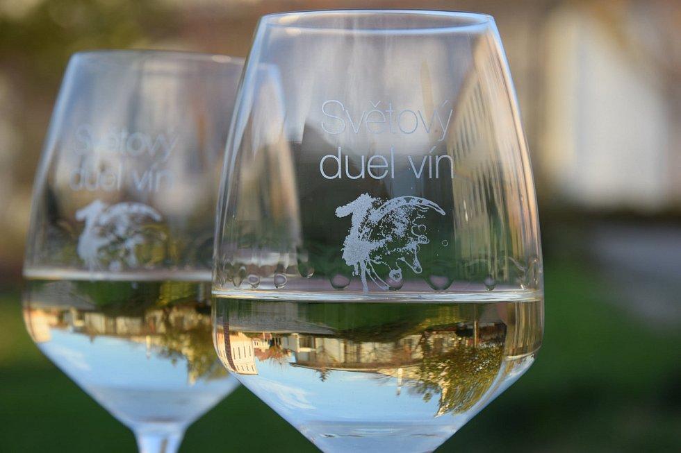 Světový duel vín nabídne exkluzivní vína