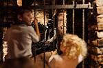 Velkopavlovické Vinařství Lacina si nově návštěvníci prohlédnou interaktivně.