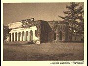 Původní dobové fotografie zámečku z roku 1948