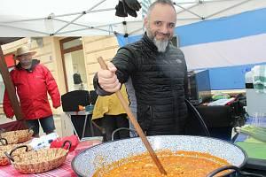 Jedenadvacátý ročník festivalu Národy Podyjí v Mikulově.