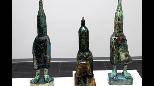 V nově otevřené Galerii Reistna ve Valticích mohou lidé až do konce září navštívit výstavu Obrazy, sochy, plastiky.